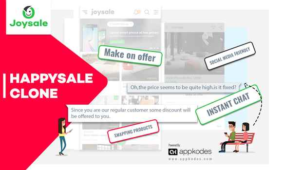 Joysale - Efficient Features like Multi type of product purchase