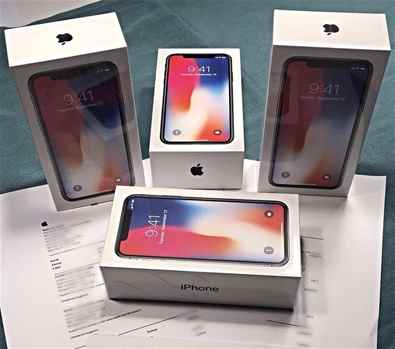Apple iPhone X 256 GB with Facetime - Apple Warranty